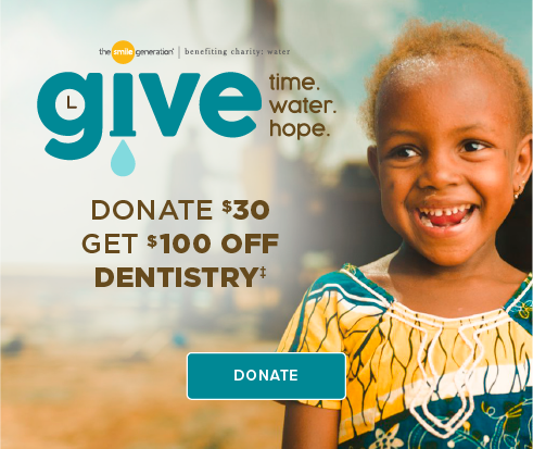 Donate $30, Get $100 Off Dentistry - Lake Mary Modern Dentistry